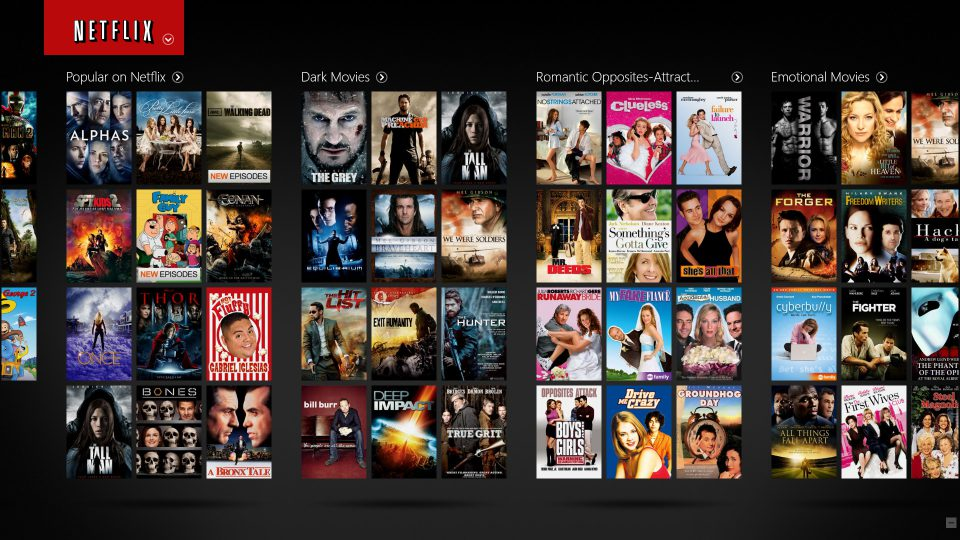 Guide for watching movies online legally